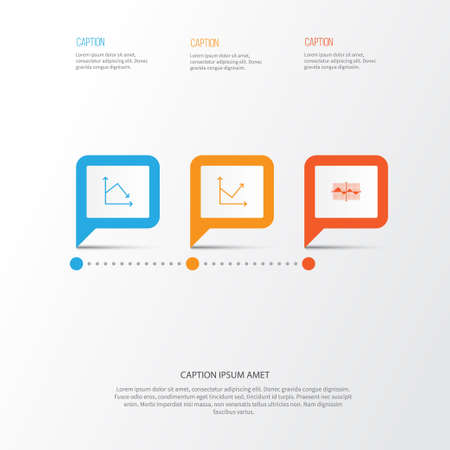 plot: Set Of Graphs, Diagrams And Statistics Icons. Premium Quality Symbol Collection. Icons Can Be Used For Web, App And UI Design. Illustration