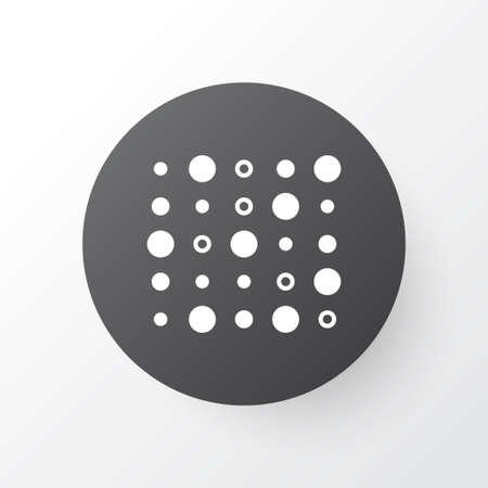 Data Structure Icon Symbol. Premium Quality Isolated Variable Architecture  Element In Trendy Style. Illusztráció