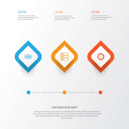 radius: Set Of Graphs, Diagrams And Statistics Icons. Premium Quality Symbol Collection. Icons Can Be Used For Web, App And UI Design. Stock Photo