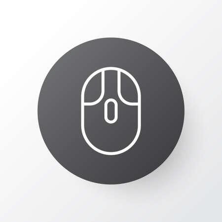Cursor Mouse Icon Symbol Ilustração