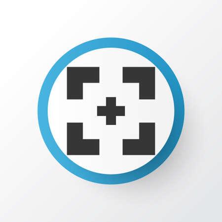 Full Screen Icon Symbol