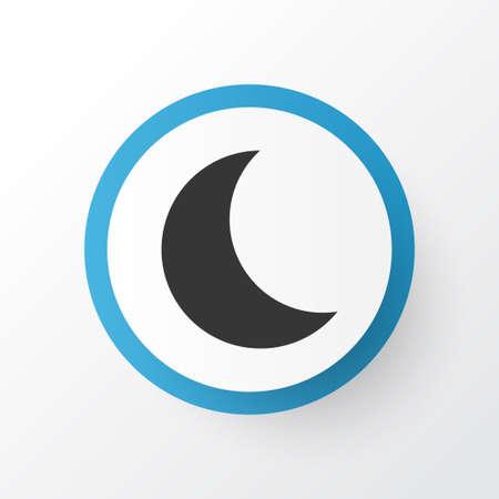 Night Icon Symbol