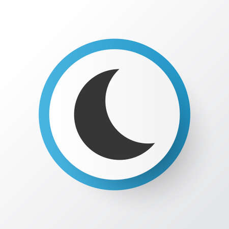 Night Icon Symbol