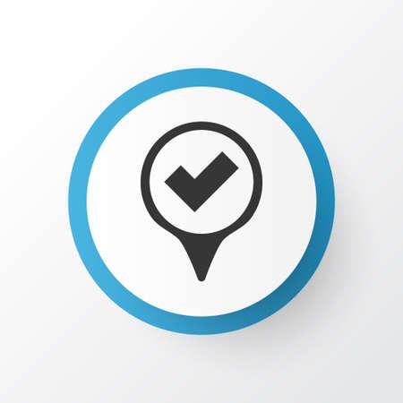 Yes Mark Icon Symbol