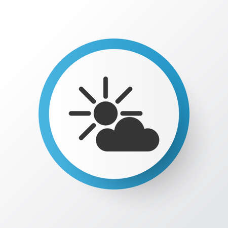 Premium Quality Isolated Nachmittag Element In Trendy Style.  Asr Icon Symbol.