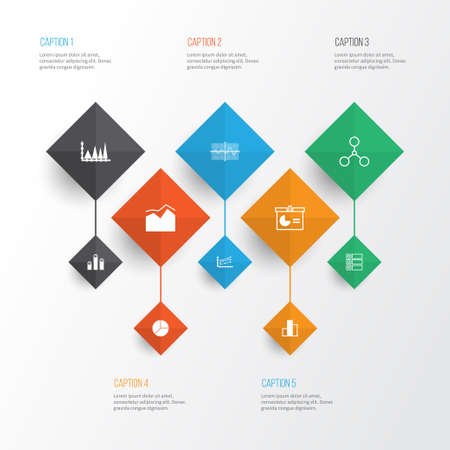 relational: Set Of Graphs, Diagrams And Statistics Icons. Premium Quality Symbol Collection Illustration