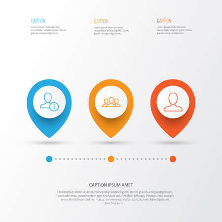 insider: Network icons set.