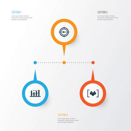 SEO icons set. Collection of questionnaire, keyword marketing, keyword optimization and other elements.