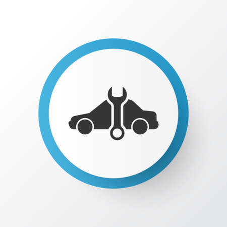 Service icon symbol. Premium quality isolated repairing element in trendy style.