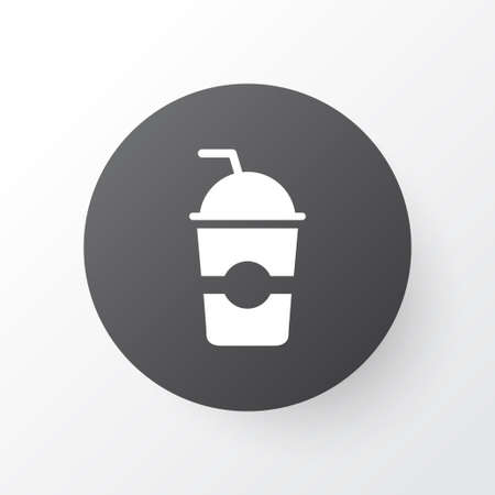 Mojito icon symbol. Premium quality isolated cocktail element in trendy style. Illustration