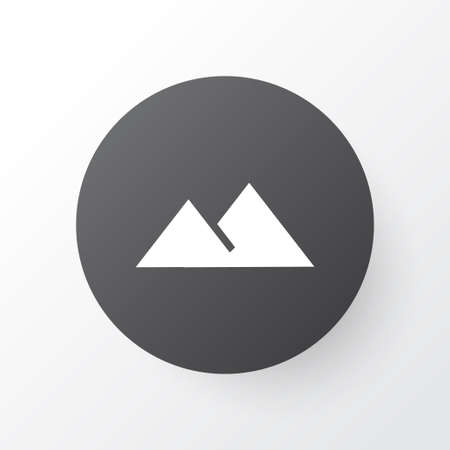 Filter icon symbol. Premium quality isolated filtration element in trendy style. Stock Photo