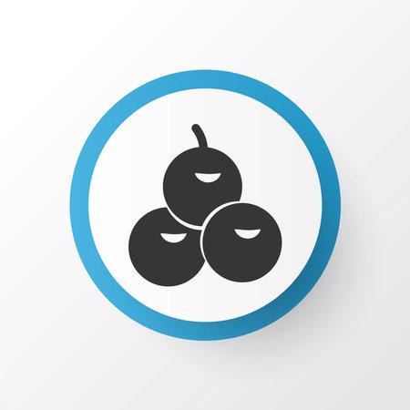 Olives icon symbol. Premium quality isolated virgin element in trendy style. Ilustração