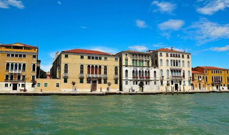 Venice is one of the most important tourist destinations in the world, due to the city being one of the world's greatest and most beautiful cities of art. Stock Photo - 7985392