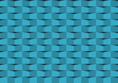 Background with pattern of geometric elements. Vector illustration. Çizim