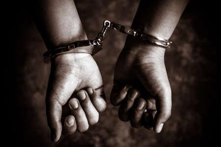 arrested: Arrested