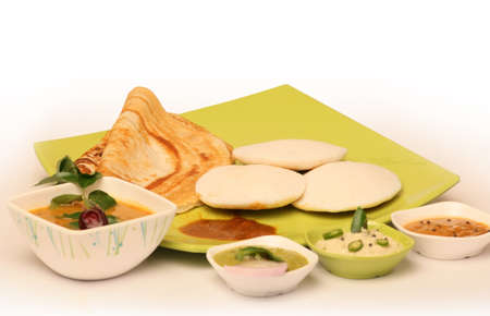 South Indian Breakfast photo