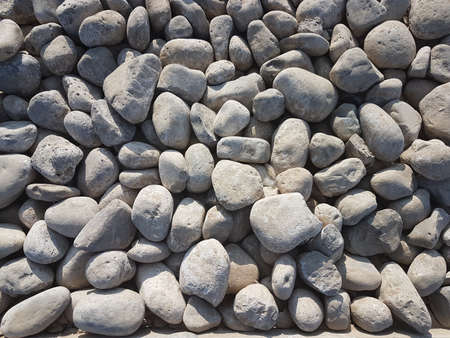 Small rocks and pebbles