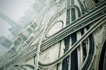 overs: Dubai Interchange