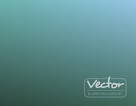 Abstract blur background with place for your text Vector