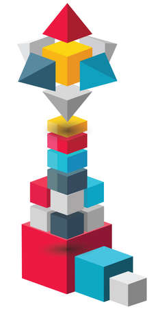 some collection of blocks can make a big tower naturally