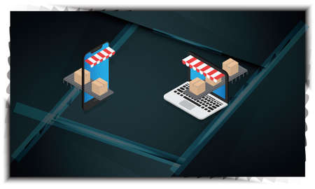 online delivery partner from desktop to mobile nowadays