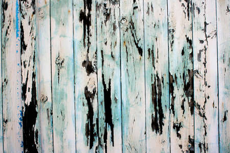 Textue of old paint peeling of wood Stock Photo - 5181727