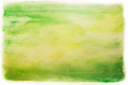 green ink: Hand Painted Water Color Texture