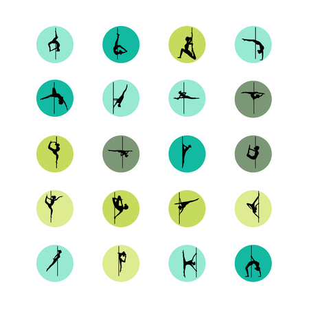 Pole Tanz Wörterbuch. Standard-Bild - 82202273