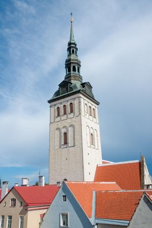 St. Olafs Church or St. Olavs Church (Estonian: Oleviste kirik) in Tallinn, Estonia