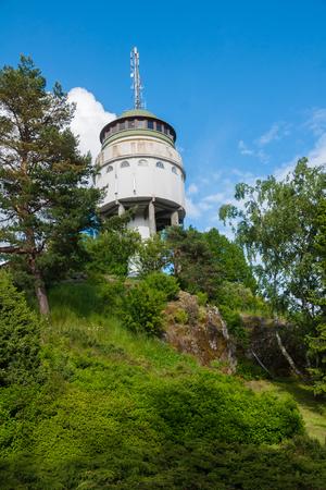 observation tower