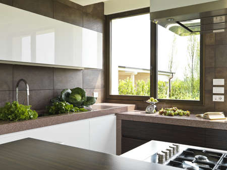 luxury modern kitchen photo