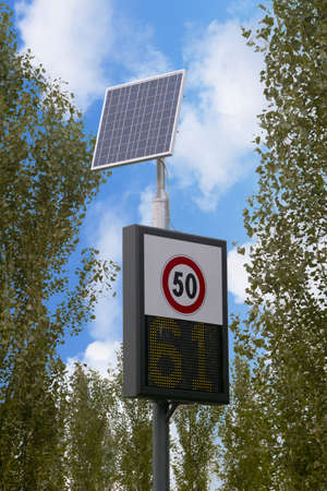 source of iron: signposting endowed little solar panels between clouds in  the sky