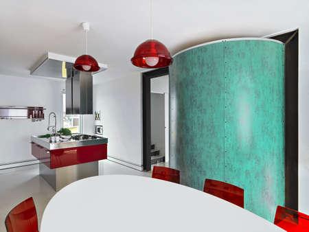 Isola Cucina Moderna. Best Offerte Cucine Moderne Roma Con Isola E ...