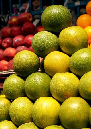 farm fresh: Fattoria arance fresche per la vendita al mercato tradizionale Framer