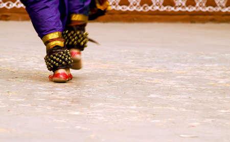 pies bailando: Pies del baile de bailarina cl�sica
