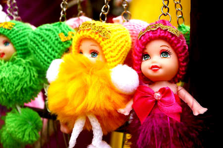 keychains: Cute Hanging Dolls for Sale