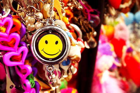 emot: Smiley Keychains for unleashing the positivity in You
