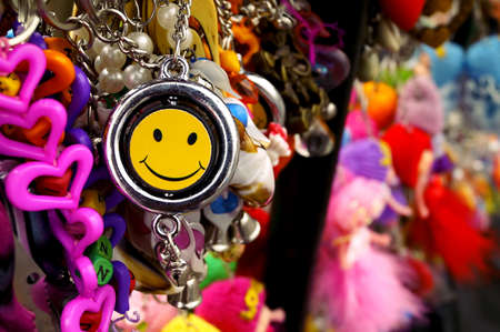 keychains: Smiley Keychains for unleashing the positivity in You