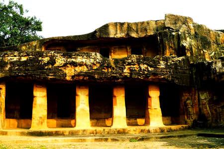 buddhist: The anceint Buddhist caves