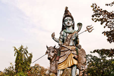 sanctity: Blast from the Past life of Lord Shiva