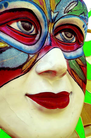deployed: Masks deployed in Goa Carnival