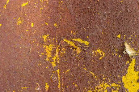 old peeling paint