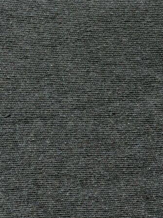 photo texture of gray fabric from a thin thread