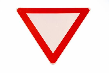 yield: Road sign  Yield