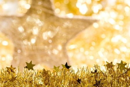 Christmas Hintergrund Standard-Bild - 10481359