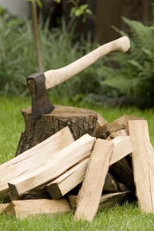 ax: ax