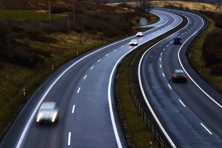 road, photo