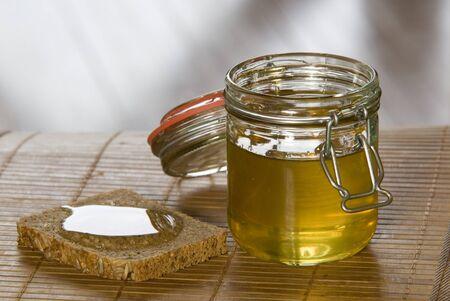 curative: honey