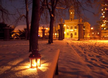 vax: park in winter