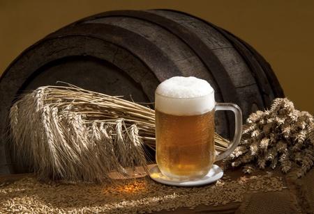 beer Standard-Bild